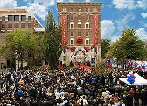 Appleton P. Clark Jr. - Image: Church of Scientology Washington, DC
