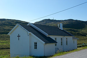 Skarsvåg - Skarsvåg Church