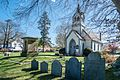 Church of the Holy Cross and cemetery, Middletown RI.jpg