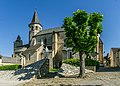 Church of the Holy Sepulchre of Villeneuve 01.jpg