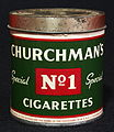 Churchmans No1 Special cigarettes, foto8.JPG