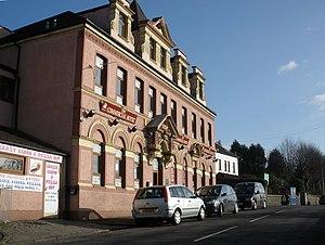 Pontypridd - The Cilfynydd Commercial Hotel in Cilfynydd