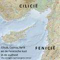 Cilicië, Cyprus, Syrië en de Fenicische kust in de oudheid.png