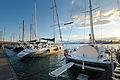 Circolo Nautico NIC Porto di Catania Sicilia Italy Italia - Creative Commons by gnuckx (5383135257).jpg