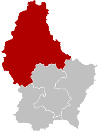 Nord (Chamber of Deputies of Luxembourg constituency) - Circonscription Nord within Luxembourg.