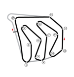 Caesars Palace Grand Prix Circuit