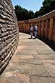 Circumambulatory Passageway - Stupa 1 - Sanchi Hill 2013-02-21 4341.JPG