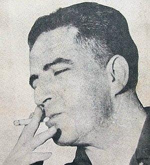 Ciro Alegría - Peruvian writer Ciro Alegría