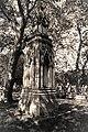 City of London Cemetery All Hallows Bread Street + St John the Evangelist Watling Street reburials monument 4 DXO FilmPack Kodak T-Max 3200 Photo 1900 preset.jpg