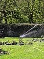 City of London Cemetery Memorial Garden sprinkler 4.jpg