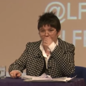Claire Fox - in 2013