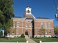 Clark County Courthouse in Marshall, western side.jpg