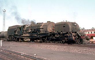 1954 in South Africa - Class GMA