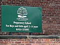Cliff School sign - geograph.org.uk - 1128468.jpg