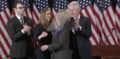 Clinton after delivering her concession speech 07.png