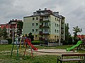 Closed playground during the COVID-19 pandemic in Krapkowice,2020.05.06 (04).jpg