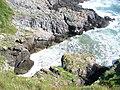 Coast West of Rams Tor - geograph.org.uk - 1481437.jpg