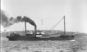 North Coast Steam Navigation Company - Image: Coastal steamer MAIANBAR (9556561341)