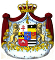 Coat of arms of Landgraviate of Hesse-Homburg 1846.png