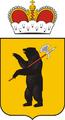Coat of arms of Yaroslavl Oblast (2001).png