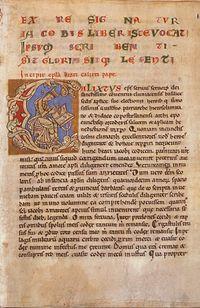 Epistula papae Callisti II (prologus codicis Calixtini)