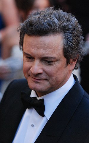 Colin Firth walks the red carpet at the 83rd A...