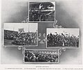 Collage of Cheering Section photos from the 1909 University of Pittsburgh football season.jpg