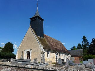 Collandres-Quincarnon Commune in Normandy, France