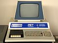 Commodore PET 2001 in Zagreb Technical Museum.jpg
