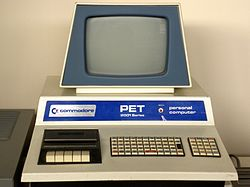 Commodore PET – Wikipedija
