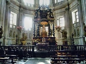 "Francesco Maria Richini - ""Altar of Our Lady of the Assumption"" in the Como Cathedral"