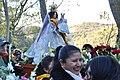 Con la Virgen del Quinche (Ecuador) en Torreciudad 2017 - 007 (38503944171).jpg