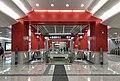 Concourse of L8 Yongdingmenwai Station (20181230171341).jpg