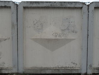 Mass concrete fence in Russia Concretefence.JPG