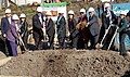 Congressman George Miller at the Orinda Senior Housing Groundbreaking Ceremony on January 25, 2013. (8447321833).jpg