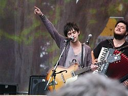 Conor Oberst aka Bright Eyes, Hardly Strictly Bluegrass 2010.jpg