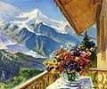 Constantin Westchiloff - Mont Blanc, Switzerland.jpg