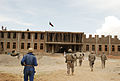 Construction of Masab High School in Kapisa Province-2009.jpg