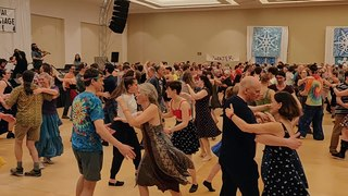 Contra dance Social folk dance with mixed European origins