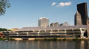 Rafael Viñoly - David L. Lawrence Convention Center in Pittsburgh