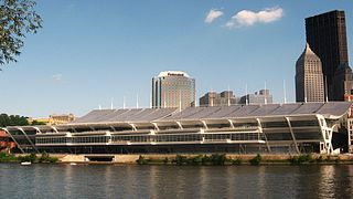 David L. Lawrence Convention Center Convention center in Pittsburgh, Pennsylvania, United States