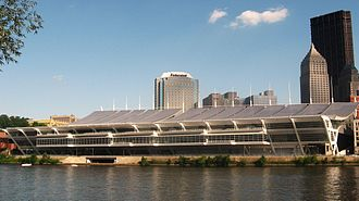 Leadership in Energy and Environmental Design - The Gold and Platinum rating of David L. Lawrence Convention Center in Pittsburgh is the first convention center in the world to have such certifications.