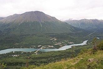 Cooper Landing, Alaska - Image: Cooper Landing