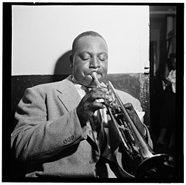 Cootie Williams, between 1938 and 1948 (William P. Gottlieb 09181).jpg