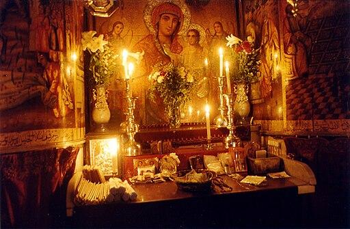 CopticAltar