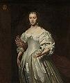 Cornelia Craen van Haeften (1622-78), vrouwe van Schorrestein. Echtgenote van Johan Servaes van Limburg Rijksmuseum SK-A-3929.jpeg
