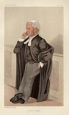 Cornelius Marshall Warmington, Vanity Fair, 1891-02-07.jpg
