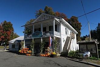 Worthington, Massachusetts - Corners Grocery