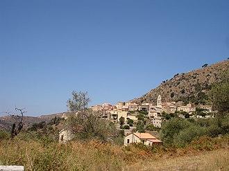 Montegrosso - The village