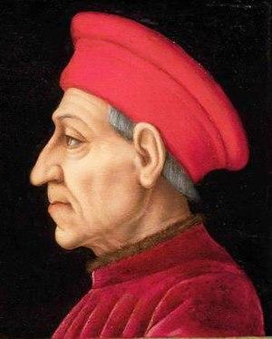 Cosimo de' Medici - Portrait by Bronzino